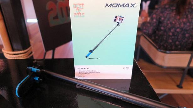 Momax Selfie Pro Hero Pod Stick