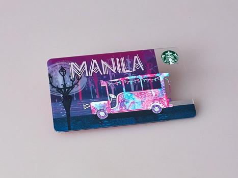 Manila-Starbucks-Card