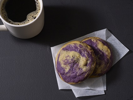 Purple Yam Cookie