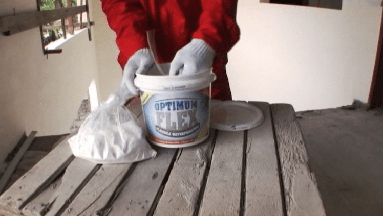 Optimum Flex: Your flexible waterproofing solution