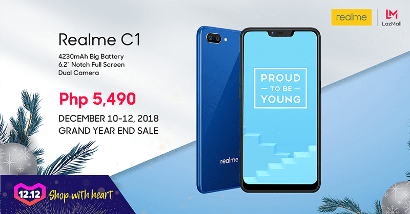 Lazada Hacks: 6 More Ways To Save on Realme C1