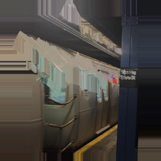 subway-riffin'-II