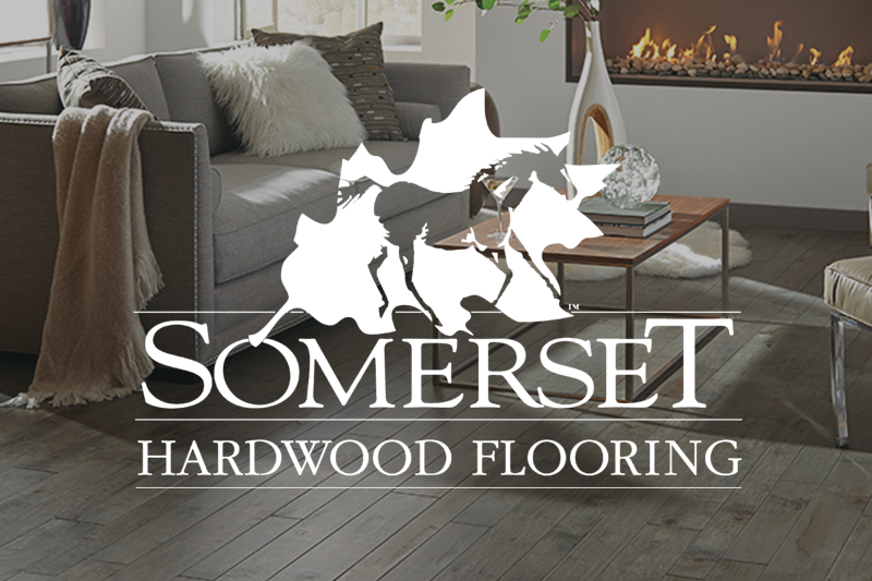 Ryan's Flooring is proud to carry Somerset hardwood flooring products.