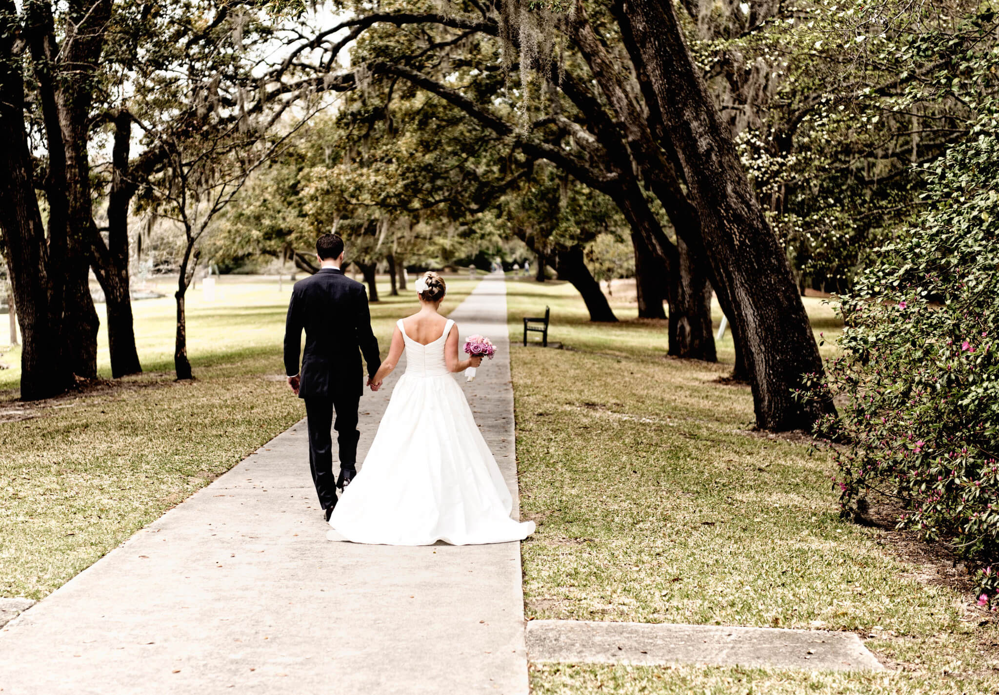 Another beautiful wedding at Brookgreen Gardens