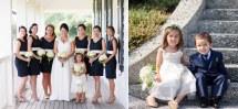 Wedding Barefoot Resort Dye Club With Wild Cake Cutting