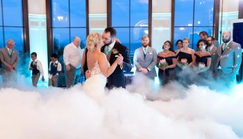 Dancing on the cloud wedding photography - Grande Dunes Ocean Club - Myrtle Beach