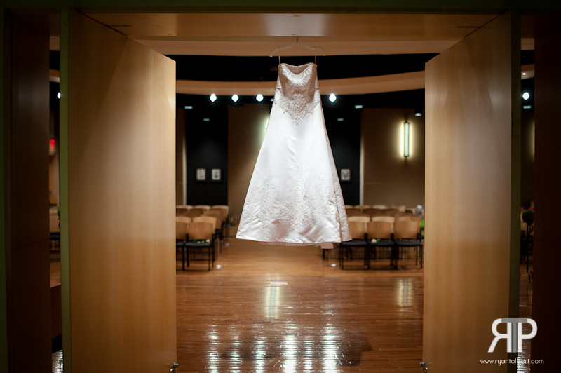 Wedding Dress w.o. smith music school