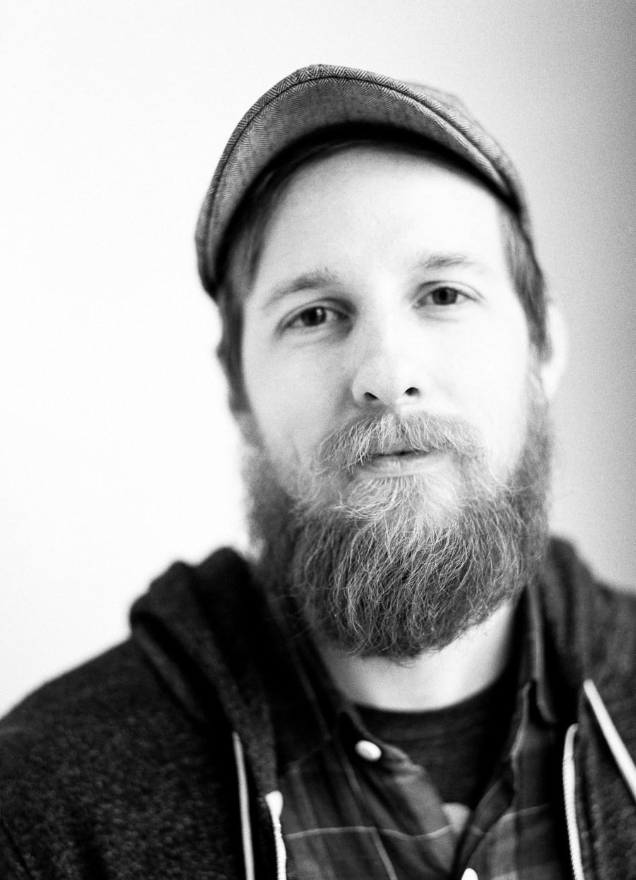 beard portrait