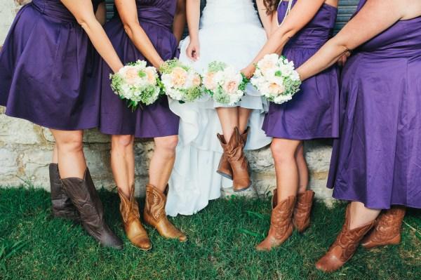 Bouquet & Boots