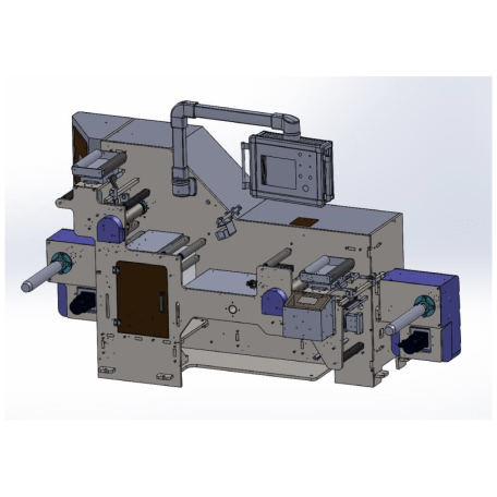 Inspect-R Inspection Machine Full