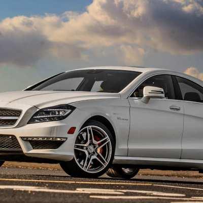 Mercedes Benz-CLS