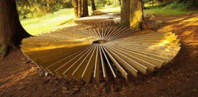 Arte Sella – nejzajímavější zahrada v Itálii