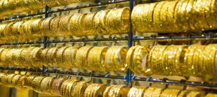 V Dubaji je největší tržiště se zlatem na světě