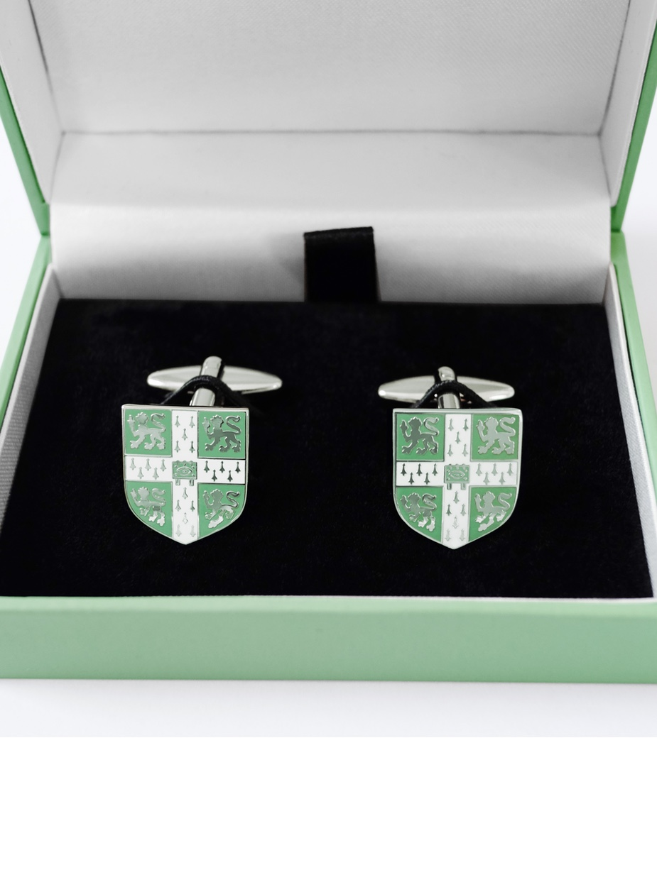 University of Cambridge Cambridge Blue Cufflinks  Ryder  Amies