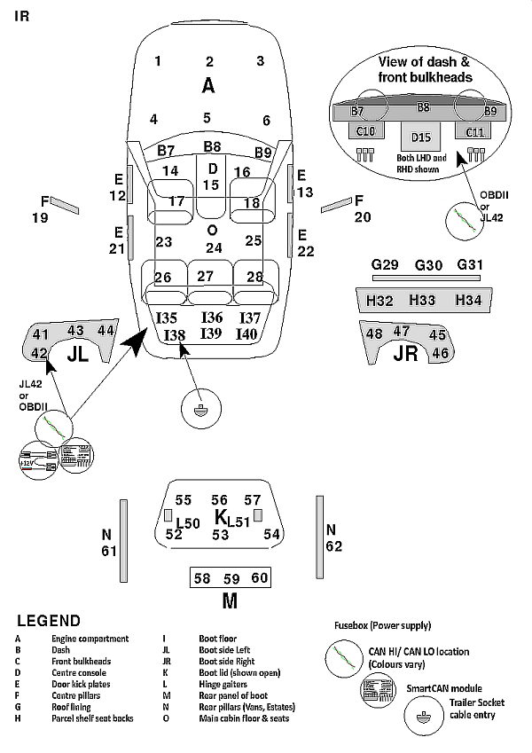 [DIAGRAM] Help With 7 Pin Trailer Wiring Wiring Diagram