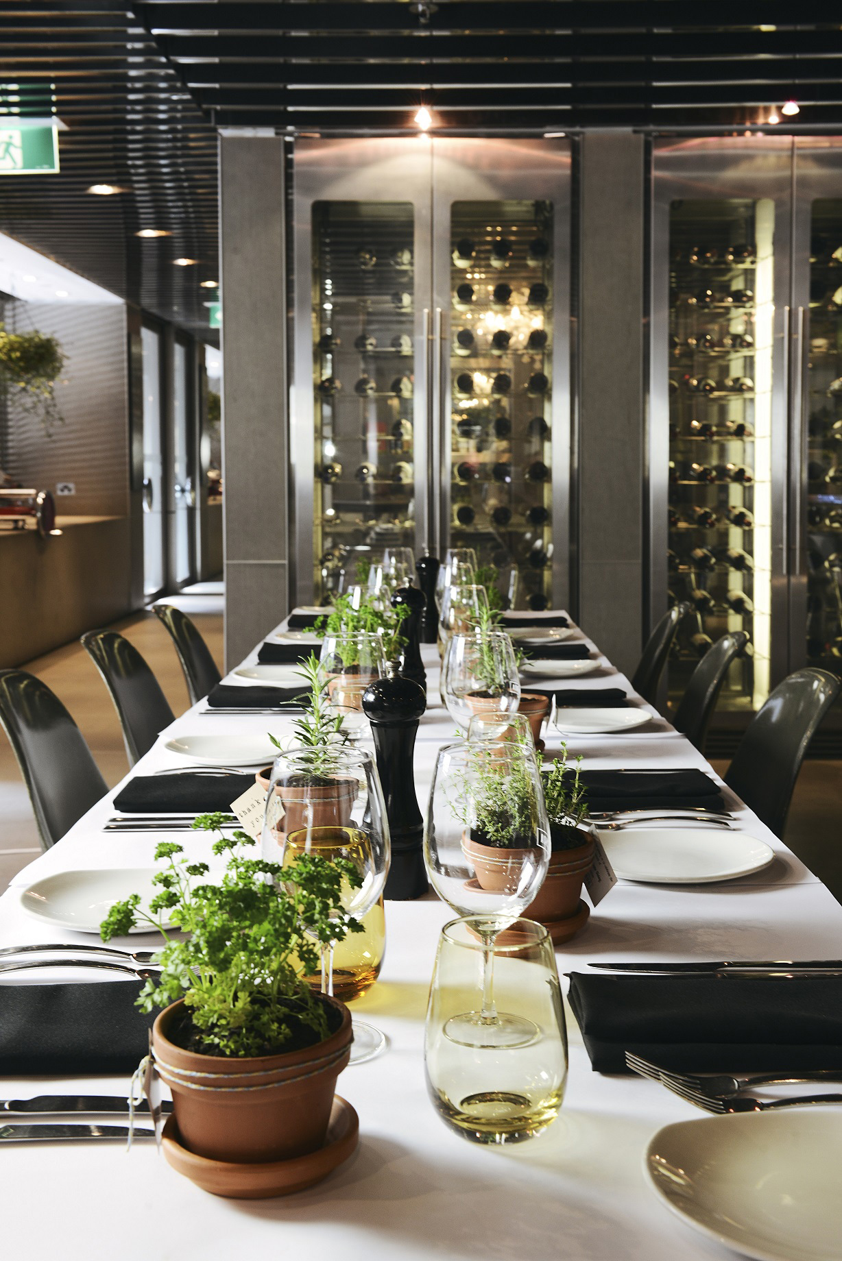 Locanda Private Dining  Melbourne Private Dining Rooms  Rydges