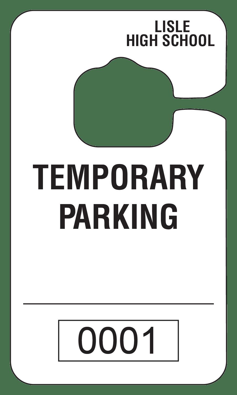 Temporary/ Paper Hang Tags