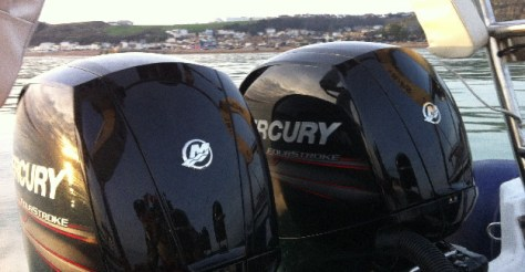 Mercury Outboard servicing