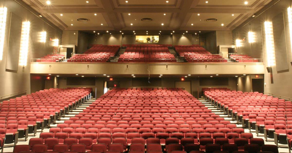 Theatre  University Business Services  Ryerson University
