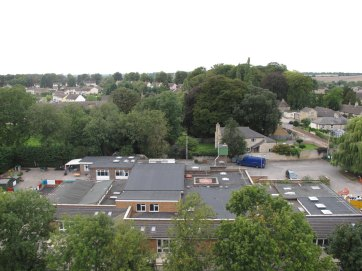 Ryhall from Above Copyright Owen Rushby 02