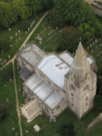 Ryhall from Above Copyright Owen Rushby 10