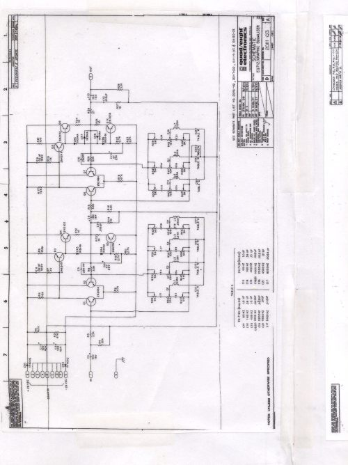 small resolution of quad eight 712 graphic eq yamaha pm2000 console schematics