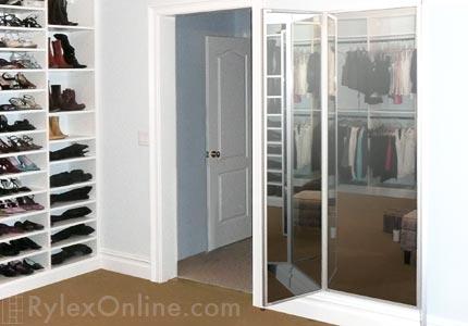 Custom Walkin Closet  Dressing Room  Warwick NY