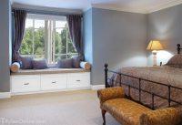 Window Seat with Deep Drawers | Built-In Storage | Warwick