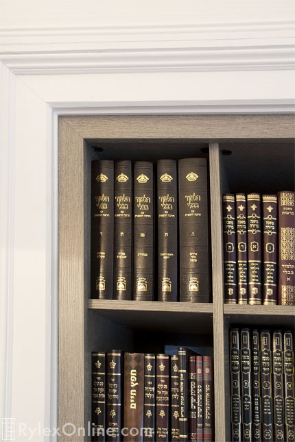 kitchen storage racks cabinets cost converted closet to bookcase | newburgh rylex custom ...