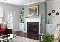 Fireplace Alcove Cabinets | New Windsor, NY | Built-In