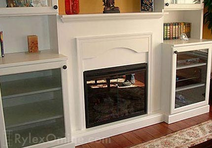 Fireplace Entertainment Center  Rockland County NY