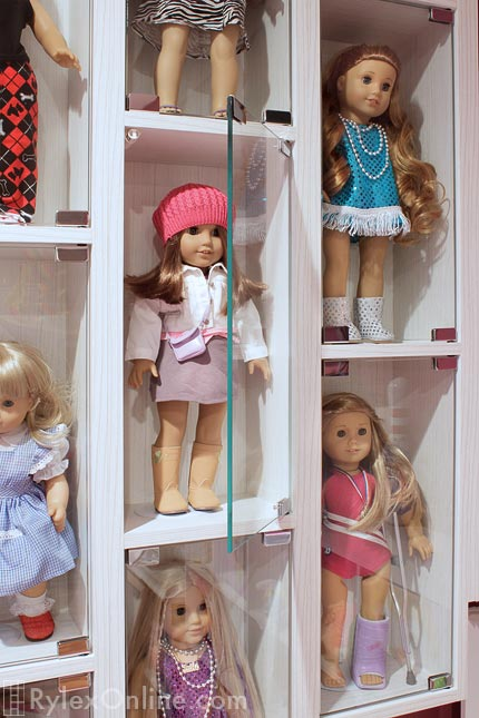 Doll Display Case  Hopewell Junction NY  Collectible