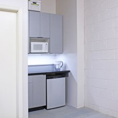 Mission Kitchen Cabinets How Much Does It Cost To Change Compact Office Kitchenette | Efficient Middletown