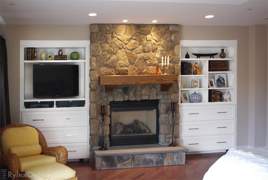 design living room with fireplace and tv sofas ideas cabinets | newburgh, ny rylex custom cabinetry ...