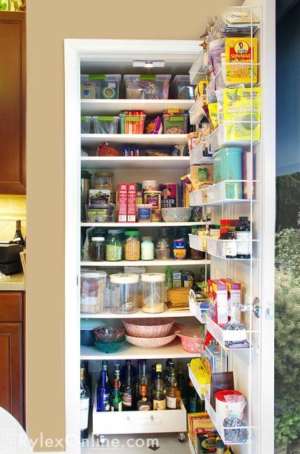 Kitchen Pantry  Orange County NY  Hyde Park  Rylex