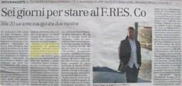 Bresciaoggi 18 agosto 2009 p. 42
