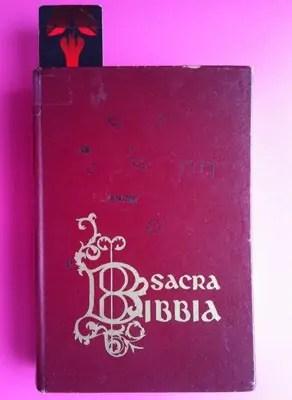 La Sacra Bibbia Edizioni Paoline del 1960