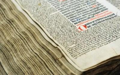 Numeri, la Sacra Bibbia