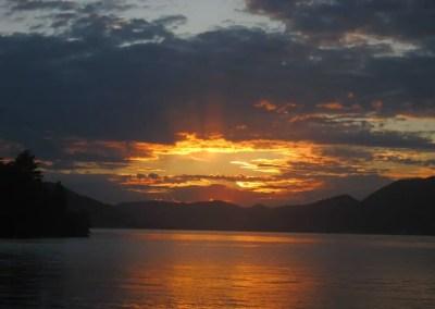 Il tramonto 2