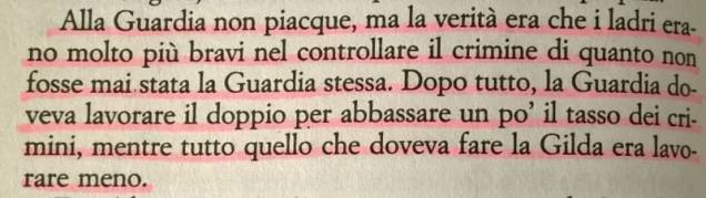 A me le guardie - Terry Pratchett - pag 50