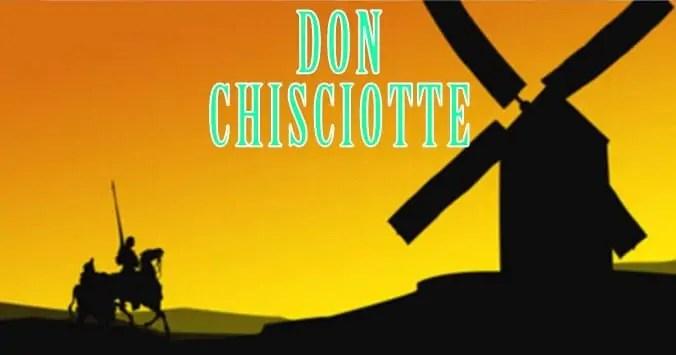 Don Chisciotte della Mancia - Miguel de Cervantes Saavedra