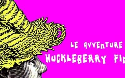 Mi prenda un colpo se quello non è Huckleberry Finn!