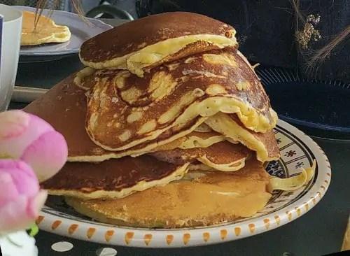La celebre Pancake Tower