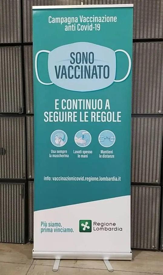 Sono vaccinato