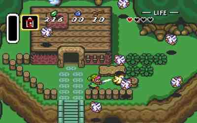 Racconti a 16 bit: The Legend of Zelda: A Link to the Past