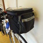 自転車旅行で使ったフロントバック