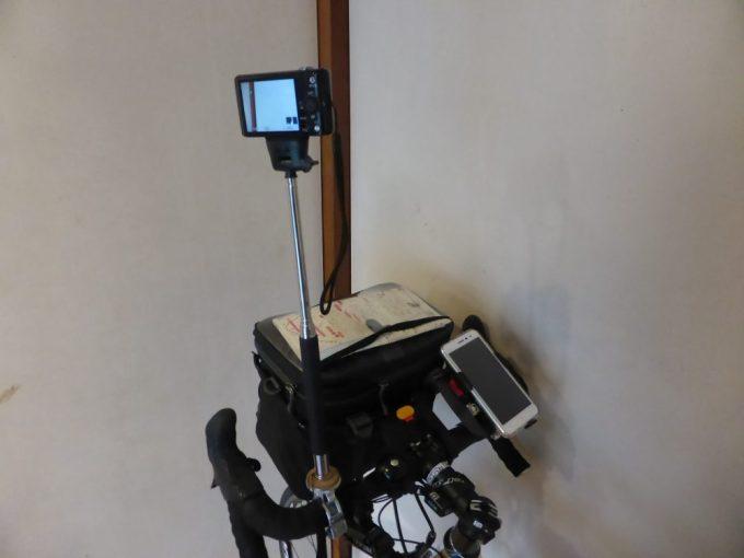 MINOURAカメラマウントプラス自撮り棒