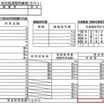 個人事業主向けふるさと納税控除限度額の計算シュミレーション