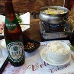 台湾自転車旅行での食事を紹介します
