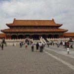 1日目トランジット時間を利用して天安門、紫禁城観光へその2